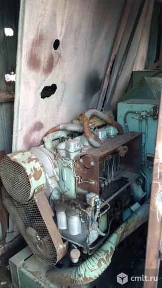 Компрессор дизельный 22квт. Фото 1.