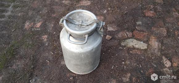 Фляга 40 литров. Фото 1.
