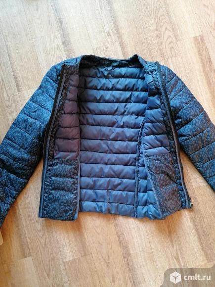 Куртка весенняя состояние новой. Фото 2.