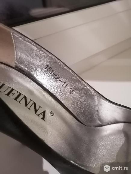 Туфли новые 35 размер. Фото 3.