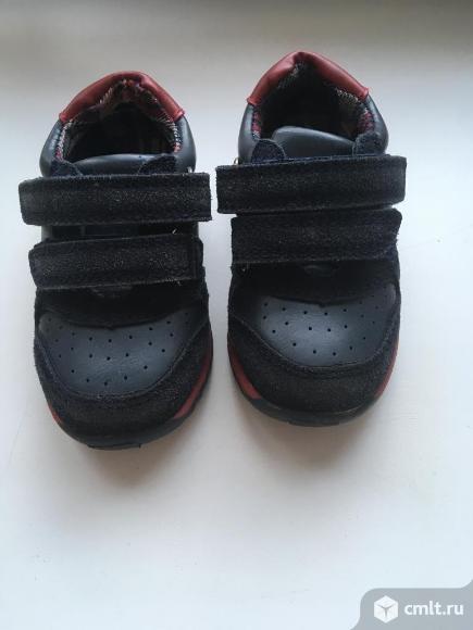 Детские кроссовки 20 размера. Фото 1.