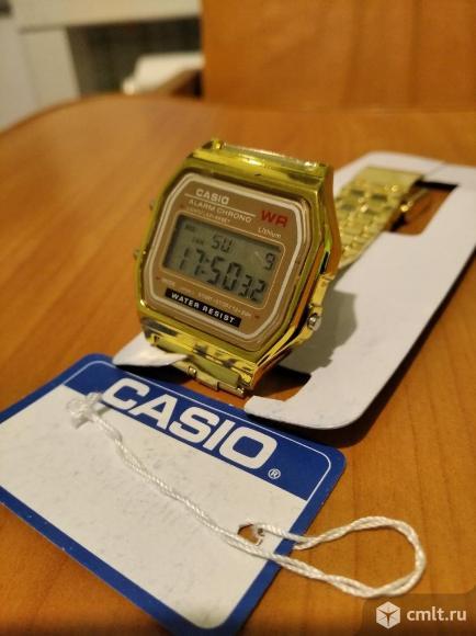 Наручные часы Casio. Фото 1.