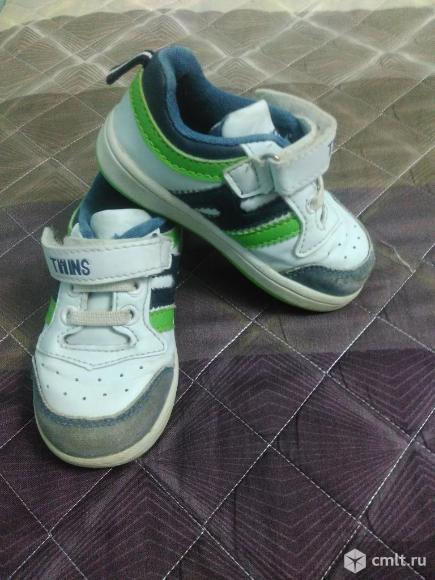 Кроссовки на мальчика/девочку. Фото 1.