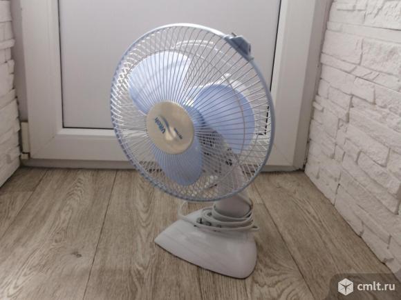 Вентилятор Vitek. Фото 1.