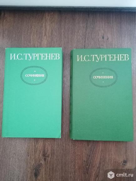 И. С. Тургенев. Фото 1.