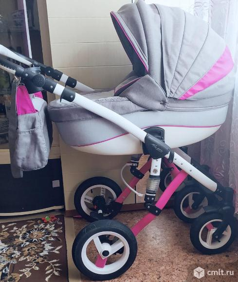 Детская коляска Adamex Barletta. Фото 1.