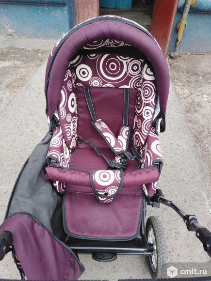 Детская коляска 2 в 1. Фото 6.