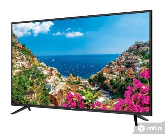 "Новый 43"" (109см) 4k UHD Smart телевизор BBK 43LEX-8170/UTS2C. Фото 1."