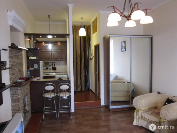 Продается 2-комн. квартира 55 кв.м.. Фото 1.