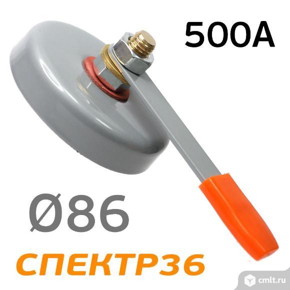 Сварочная магнитная масса (500А). Фото 1.