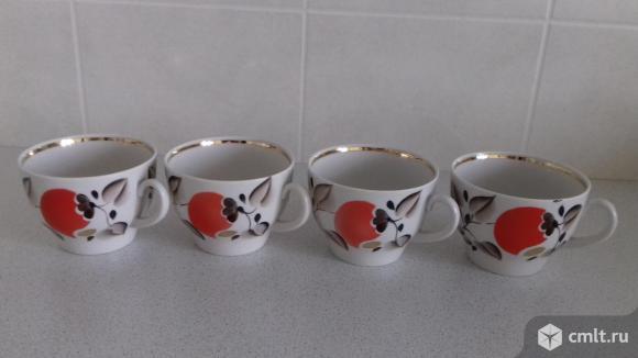 Чашки чайные, СССР. Фото 1.