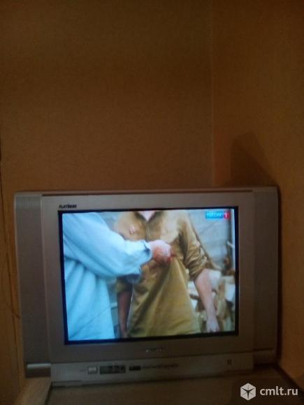 Телевизор кинескопный цв. Daewoo. Фото 3.