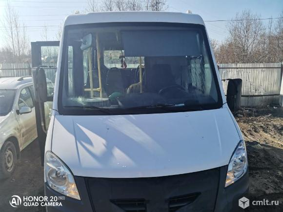 Автобус ГАЗ ГАЗЕЛЬ НЕКСТ СИТИЛАЙН - 2018 г. в.. Фото 1.