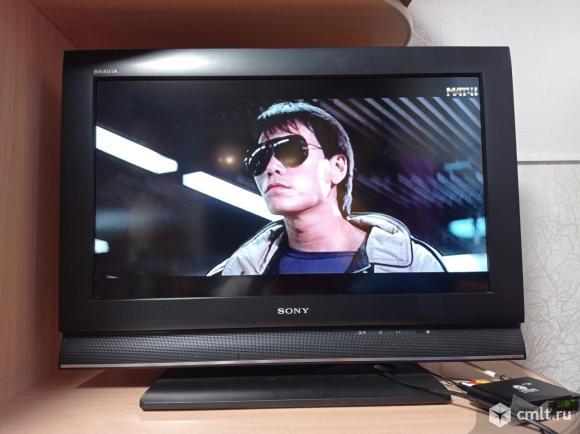 Телевизор ж/к Sony KDL-26L4000. Фото 1.