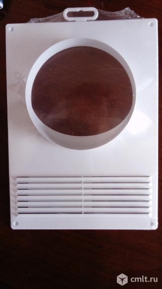 Решетка вентиляционная. Фото 1.