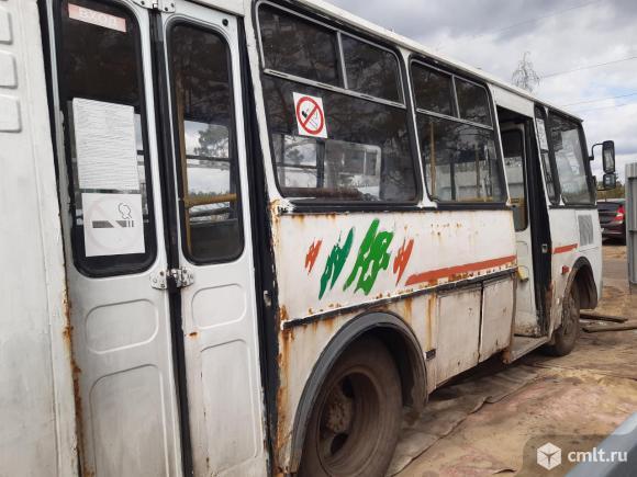 Автобус ПАЗ 32054 - 2008 г. в.. Фото 1.
