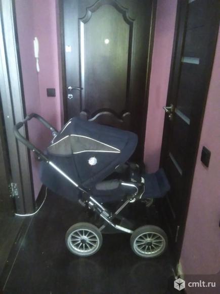 Продаю прогулочную коляску эммалюнга Щвеция. Фото 3.