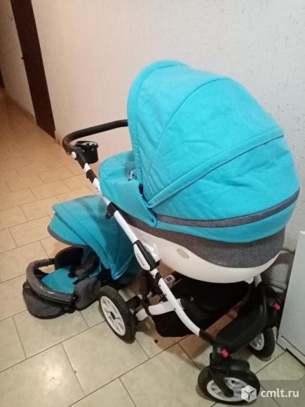 Детская коляска Verdi Faster 3 в 1. Фото 1.