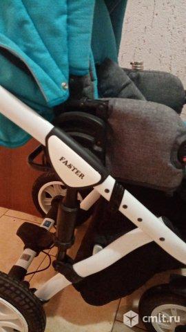 Детская коляска Verdi Faster 3 в 1. Фото 4.