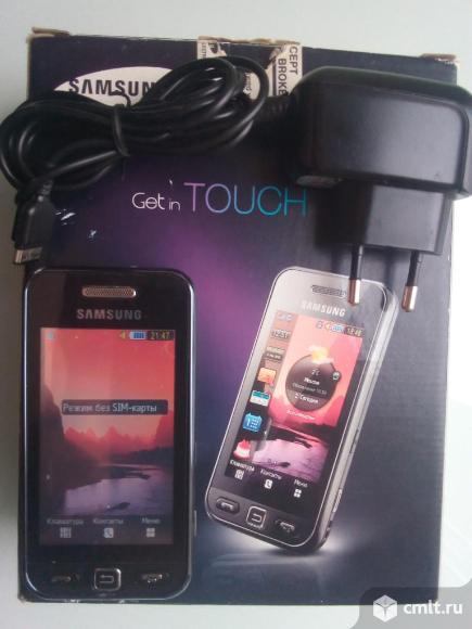 Смартфон SAMSUNG GT-S 5230. Фото 3.