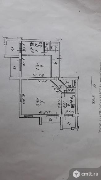 3-комнатная квартира 120 кв.м. Фото 12.