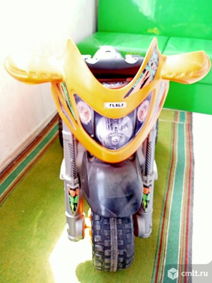Квадроцикл. Фото 3.