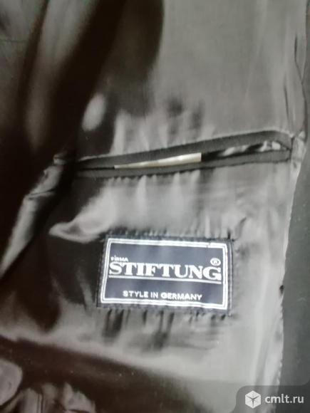 Пиджак черный. Фото 3.