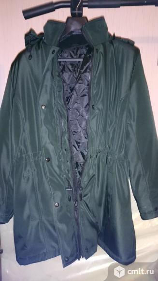 Бушлат женский (утепленная куртка). Фото 1.