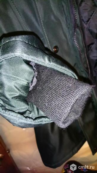 Бушлат женский (утепленная куртка). Фото 10.