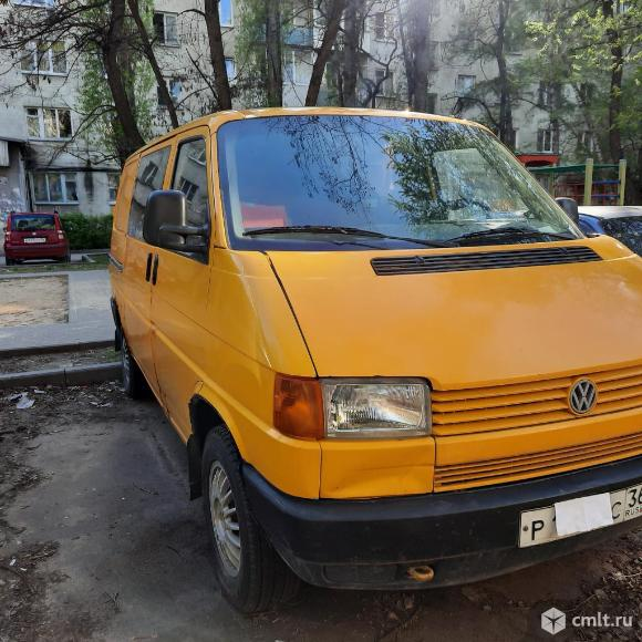 Микроавтобус Volkswagen Транспортёр - 1993 г. в.. Фото 1.