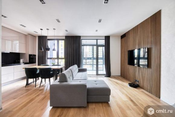 Продам 3-комн. квартиру 90.34 кв.м.. Фото 1.