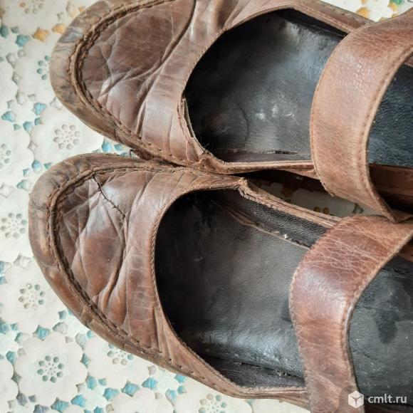 Туфли винтажные. Фото 3.
