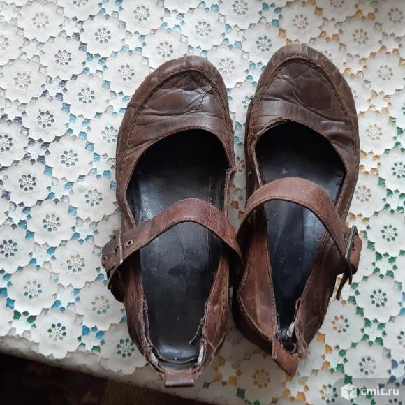 Туфли винтажные. Фото 1.