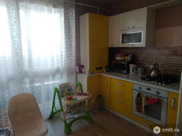 1-комнатная квартира 43,8 кв.м. Фото 1.