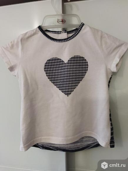Детская футболка. Фото 1.