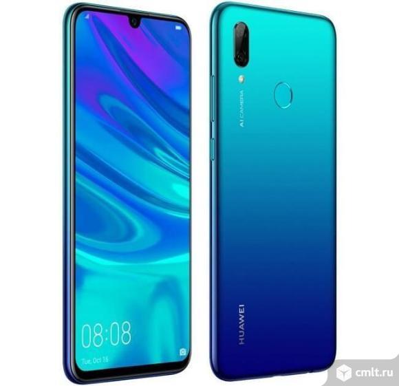 """Как новый, гарантия 6,21"""" Смартфон HUAWEI P Smart 2019 3/32GB. Фото 1."""