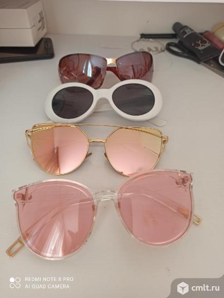 Красивые солнечные очки. Фото 1.