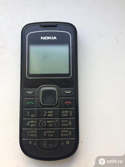 Телефон Nokia 1202-2. Фото 1.