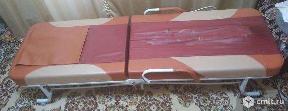 Массажёр термотерапевтический (кровать). Фото 1.