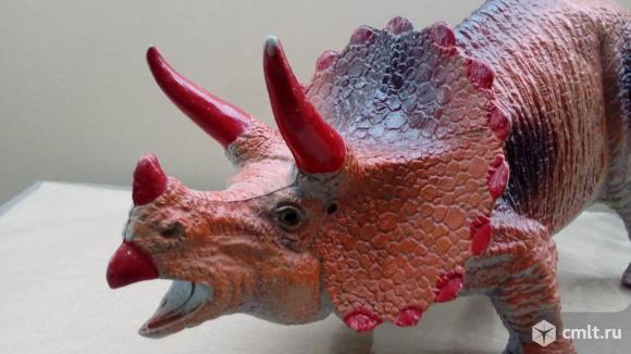 Динозавры. Фото 1.