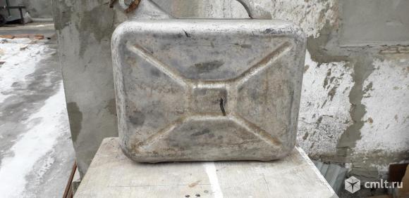 Фляга алюминиевая. Фото 2.