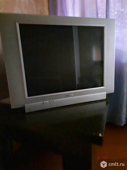 Телевизор кинескопный цв. Philips 29РТ8520. Фото 3.