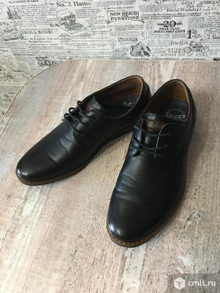 Мужские полуботинки feima shoes. Фото 1.