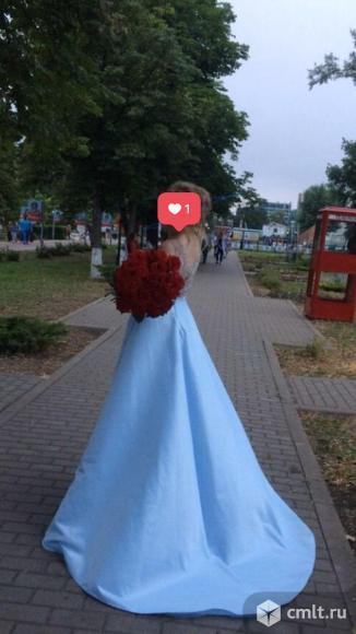 Выпускное платье от Светланы Зайцевой. Фото 1.