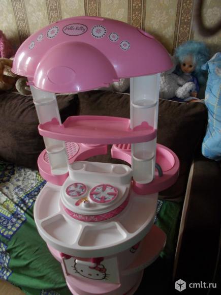 Детская игрушка - Кухня. Фото 1.