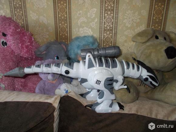 Детская игрушка - Дракон. Фото 1.