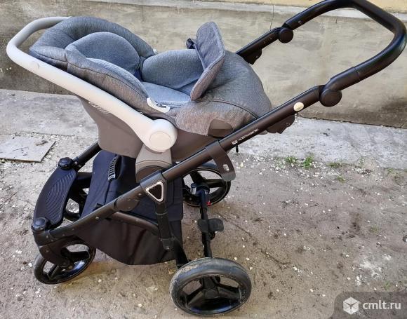 Продам коляску  ADAMEX CORTINA 3 В 1 – CT117. Фото 4.