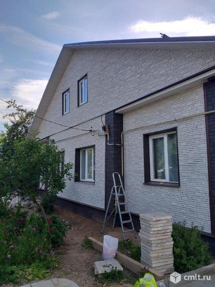 Строительство домов. Фасады, отмостки, кровля, сайдинг