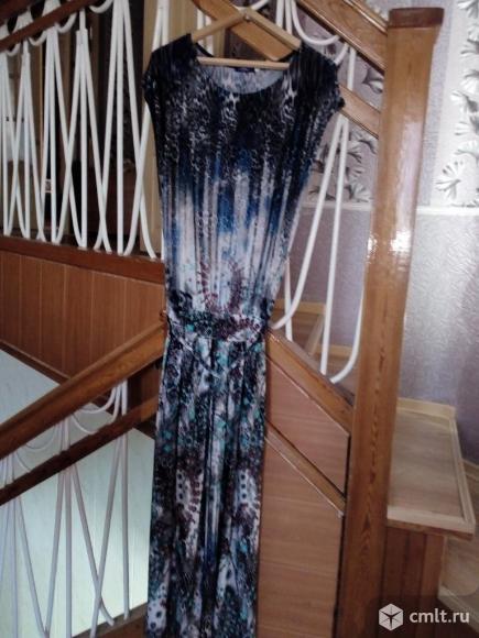 Платье женское летнее. Фото 1.