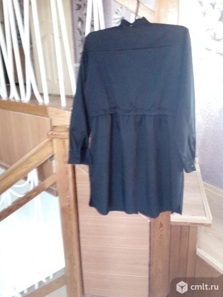 Платье -рубашка женское. Фото 2.